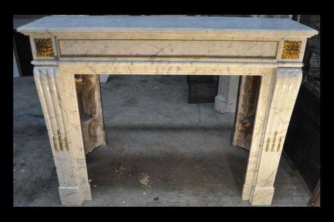 chemin es anciennes empire 19 eme si cle marbre achat vente daniel morel. Black Bedroom Furniture Sets. Home Design Ideas